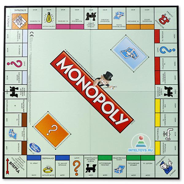 Сделать своими руками настольную игру монополия